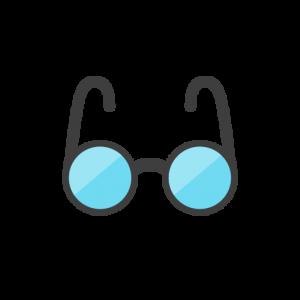 Logo lunette crédit
